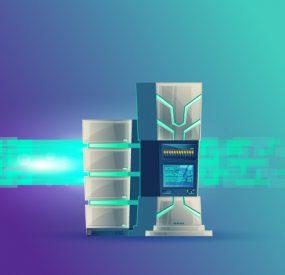 وسائط التخزين ومعالجة البيانات
