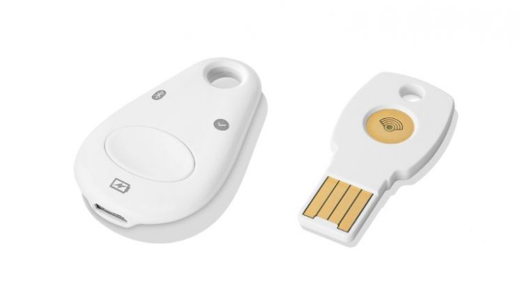 Google Unveils Titan Security Key in Bluetooth & USB